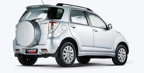 Daihatsu Terios Manual