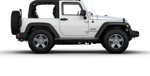 Jeep Wrangler automatic