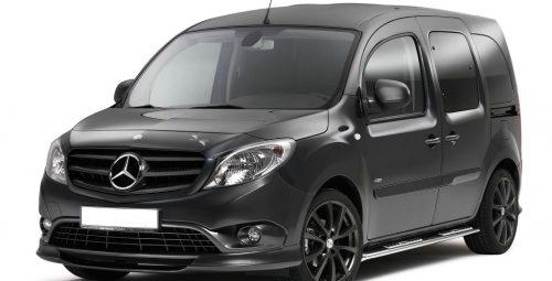 Mercedes Citan Manual