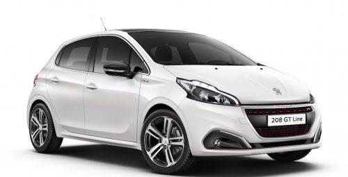 Peugeot 208 automatic