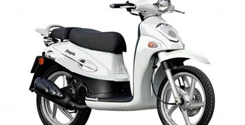 a3 – scooter 50cc